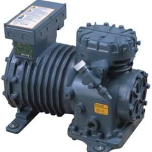 Компрессоры с пластинчатыми клапанами и охлаждением электродвигателя парами всасываемого газа