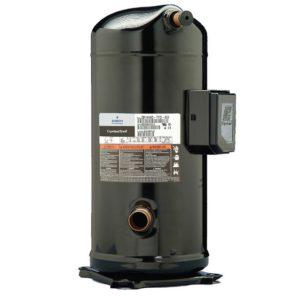 Спиральные высокотемпературные компрессоры ZR