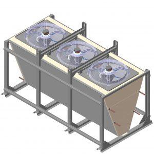 воздушный конденсатор СВМ 2.3.630